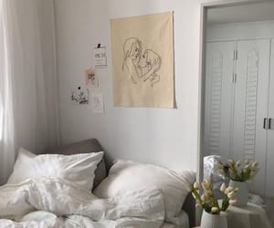 bedroom, aesthetic, and interior image