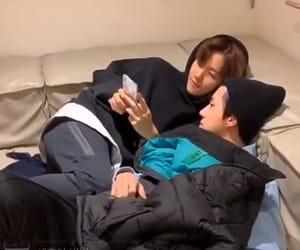 Sehun and Baekhyun ; exo