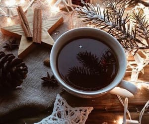 christmas, soon, and coffee image
