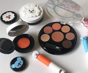 k-pop, makeup, and bts image