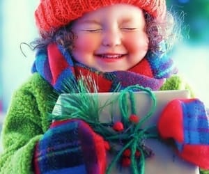 child, christmas, and hope image