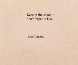 kiss, quotes, and love image