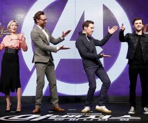 Marvel, spiderman, and loki image