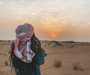 desert, postbad, and girl image