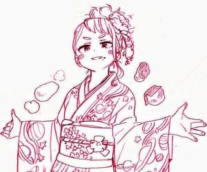 anime, anime girl, and boku no hero academia image