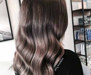 girl fashion style, blonde brown black, and hair hairstyles image