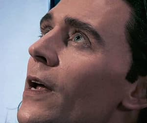 gif, loki, and tom hiddleston image
