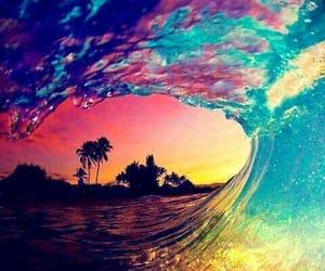 beach, wallpaper, and pretty image
