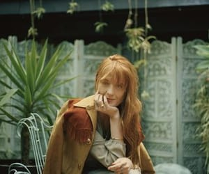 beauty, florence welch, and florence and the machine image