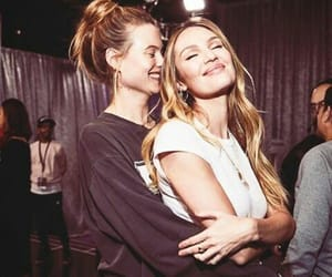 Behati Prinsloo, candice swanepoel, and model image