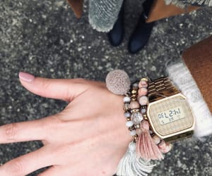 arm candy, ootd, and bracelets image