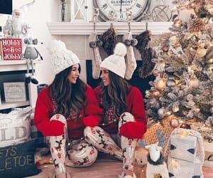 christmas and bff image