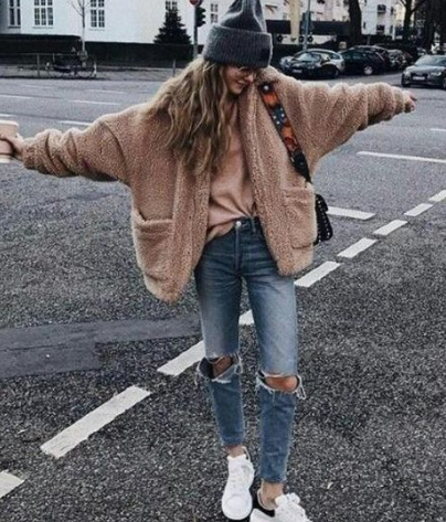 article, outfit, and warm image