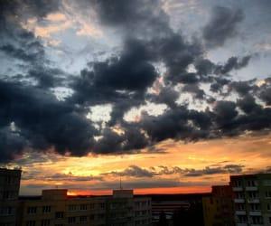beautiful, city, and dawn image