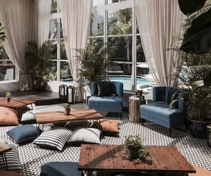 architecture, interior, and sun room image