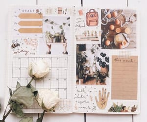 inspiration, journaling, and planner image
