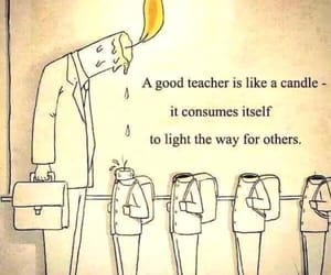 candles, life, and education image