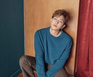 blue, k-pop, and jinki image