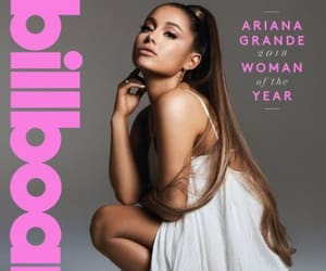 ariana grande, billboard, and ariana image