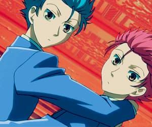 anime, twins, and boys image