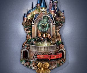 Harry Potter Cuckoo Clock With Lights Music And Motion
