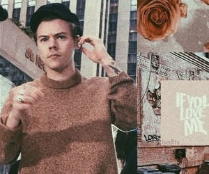 headers, Harry Styles, and twitter image