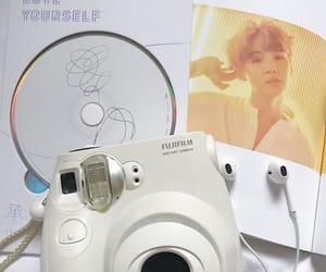 aesthetic, kpop, and polaroid image