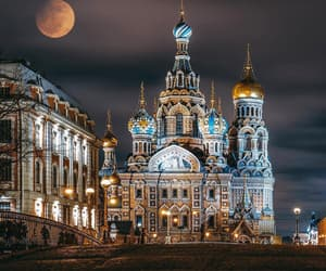 russia, beautiful, and moscow image