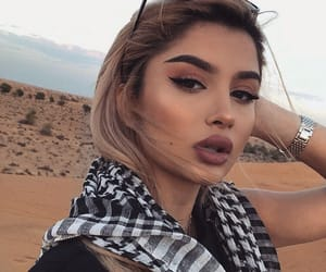 beauty, makeup, and weheartit image