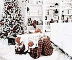 christmas, family, and holidays image
