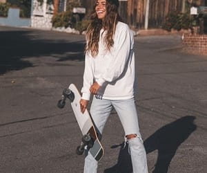 board, girl, and inspo image
