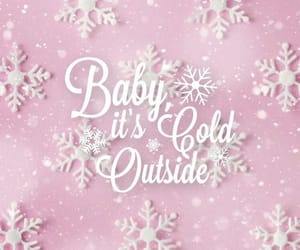 wallpaper, cold, and baby image