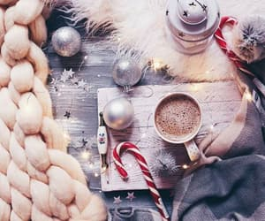 advent, christmas, and coffee image