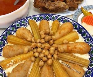 Algeria, food, and المطبخ الجزائري image