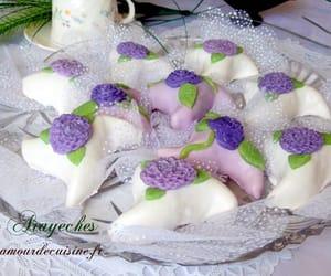 Algeria, food, and algerian sweets image