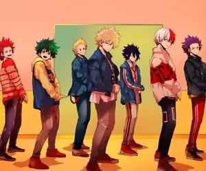 boku no hero academia, my hero academia, and hero academia image