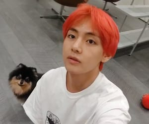 taehyung, bts, and yeontan image