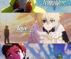 anime, mika, and mahiru image
