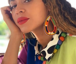 beyoncé, beauty, and makeup image