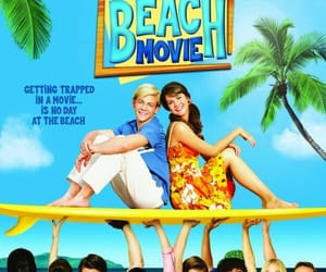 60s, teen beach movie, and film image