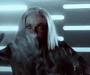 gif, the flash, and killer frost image