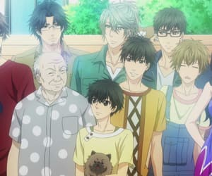 anime, Super Lovers, and twins image