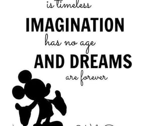 quote, walt disney, and word image