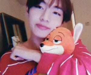 taehyung icon and taehyung rp image