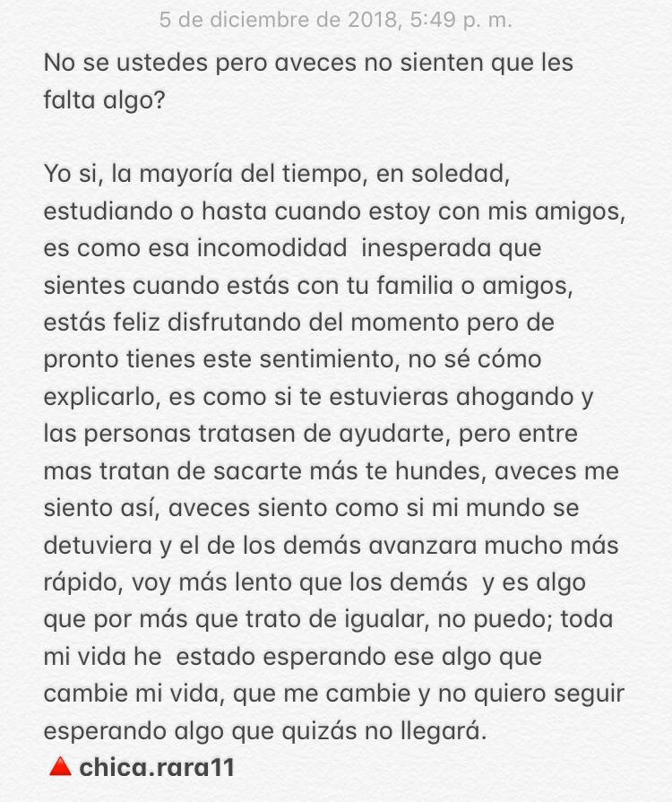 Frases Shared By Chica Rara On We Heart It