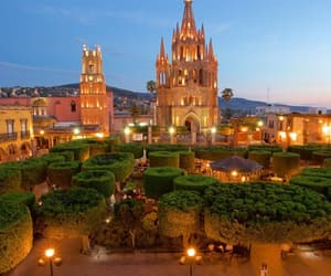 city, mexico, and sanmigueldeallende image