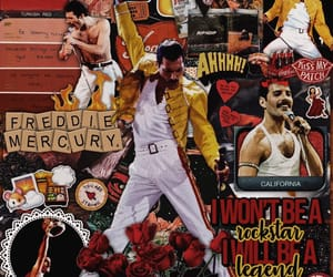 feed, Freddie Mercury, and Queen image