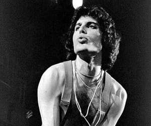 he's so handsome and 70's freddie image