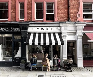 architecture, cafe, and coffee shop image