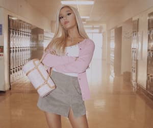 ariana grande, thank u next, and mean girls image